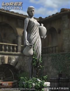 LoREZ Statues I