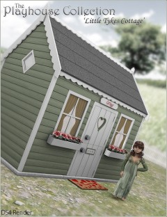 The Playhouse Collection: Little Tykes Cottage
