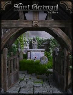 The Secret Graveyard by Merlin