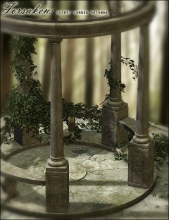 Forsaken: Secret Garden Rotunda