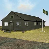 The Army Barracks
