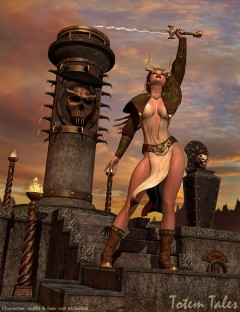 DMR Totem Tales
