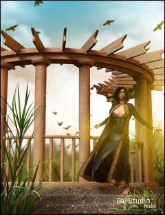 Garden Escape Porch