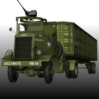 AUTOCAR U-7144-T (for poser)
