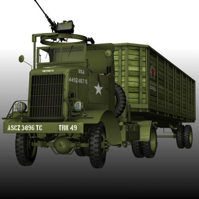 AUTOCAR U-7144-T ( for poser )
