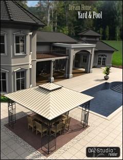 Dream Home: Yard and Pool