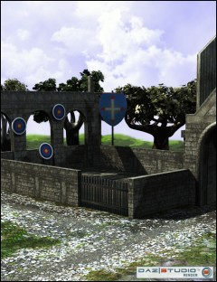 Medieval Village: The Shootingplace