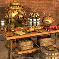 Steampunk Explosives