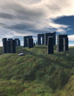 Stonehenge and Ruins