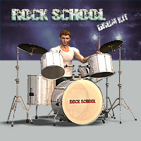 Rock School Drum Kit
