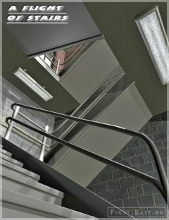 A Flight of Stairs