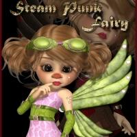 Kiki Steam Punk Fairy
