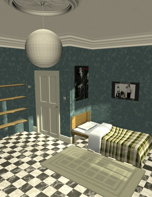 Interiors The Bedsit