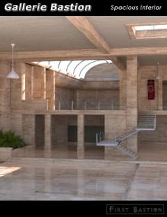 Gallerie Bastion Spacious Interior