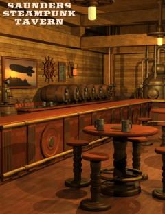 Saunders Steampunk Tavern