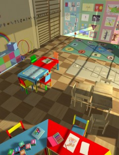 Interiors The Playschool