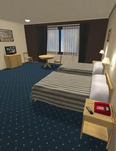 Interiors The Hotel Room