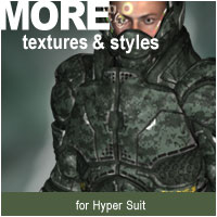 MORE Textures & Styles for Hyper Suit