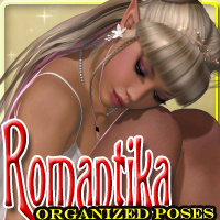 Romantika Organized Poses For V4