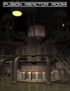 Fusion Reactor Room