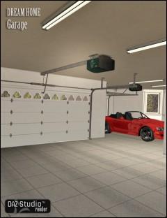 Dream Home Garage