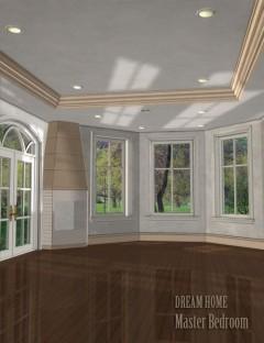 Dream Home: Master Bedroom