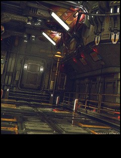 The Arc Sci-Fi Corridor