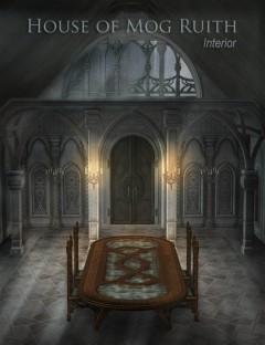 House of Mog Ruith - Interior