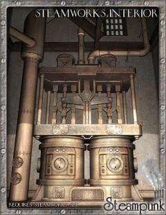 Steamworks Interior