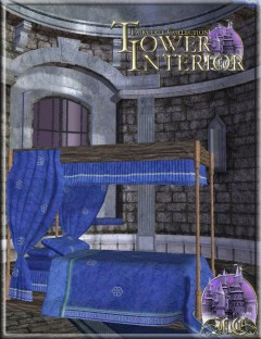 Fairytale Collection - Tower Interior