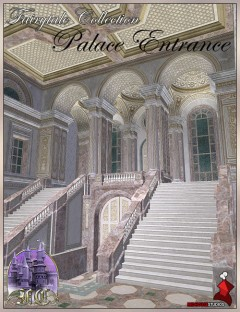 Fairytale Collection - Palace Entrance