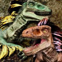 S1M Dinosaurs: Velociraptor