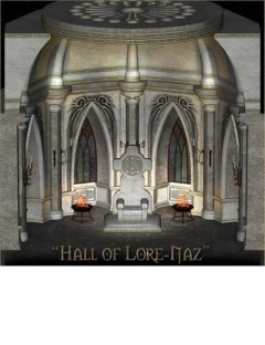 Hall of Lore-Naz