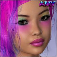 P3D Amy