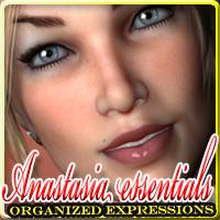 Anastasia Essentials Organized Expressions