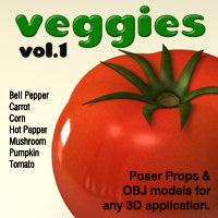 Exnem Veggies Vol 1