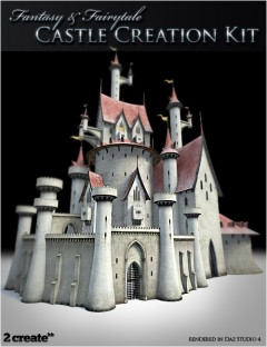 Fantasy and Fairytale Castle Creation Kit