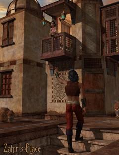 DMs Zahirs Palace