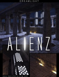AlienZ for DAZ Studio