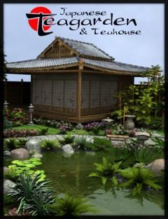 Japanese Tea Garden & Tea House bundle