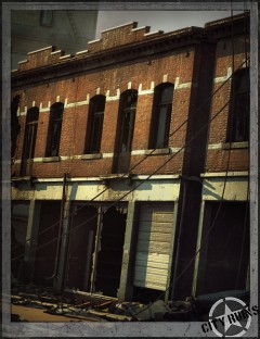 City Ruins Building 01