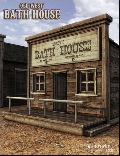 Old West Bath House