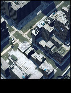 Urban Sprawl 2 The Big City