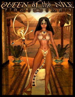 Queen Of The Nile Bundle