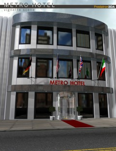 Metro Hotel Vignette