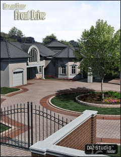 Dream Home Front Drive