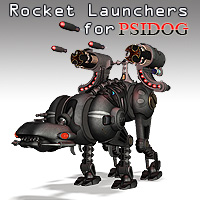 PsiDog Rocket Launchers