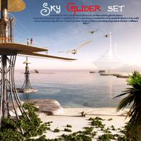 Sky Glider set