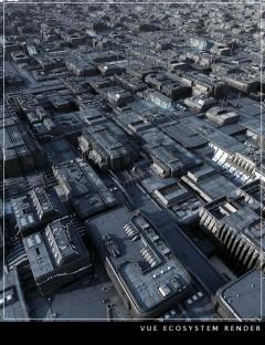 Greeble City Blocks