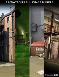 Predatron's Buildings Bundle